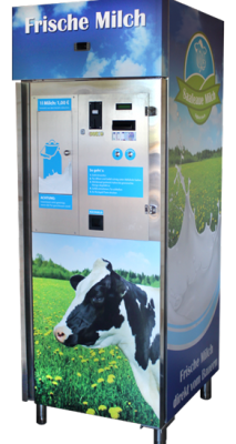 Milch-Automat